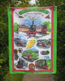 Isle of Man, Island of Railways: 2009. To read the story www.myteatowels.wordpress.com/2019/07/09/isle