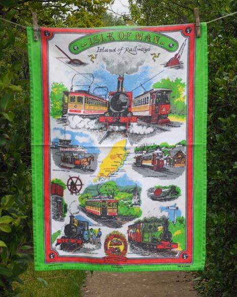 Isle of Man Railways: 2009. Not yet blogged about