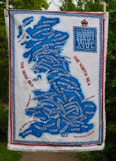 Britain's Counties, Visit Them All: 2014. To read the story www.myteatowels.wordpress.com/2016/09/11/bri