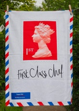 First Class Chef: 2010. To read the story www.myteatowels.wordpress.com/2017/01/03/fir