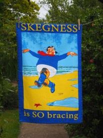 Skegness: 2016. To read story www.myteatowels.wordpress.com/2016/09/13/ske