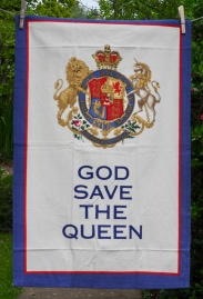God Save the Queen: 2016 (and back to 1979). To read the story www.myteatowels.wordpress.com/2016/12/25/god