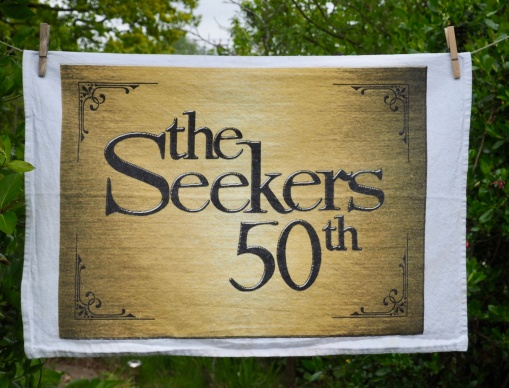 The Seekers 50th Anniversary concert: 2013-2015. To read the story www.myteatowels.wordpress.com/2016/09/19/the-seekers-50th-2013-2015