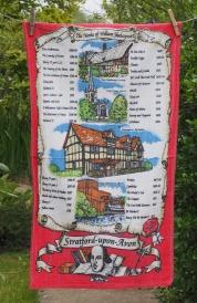 Shakespeare: 2006. To read story www.myteatowels.wordpress.com/2015/07/08/sha