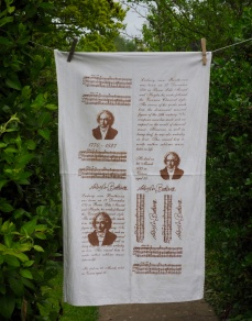 Beethoven: 1999. To read the story www.myteatowels.wordpress.com/2017/10/09/bee