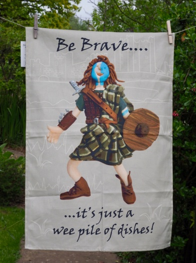 William Wallace: 2016. To read the story www.myteatowels.wordpress.com/2016/11/20/wil