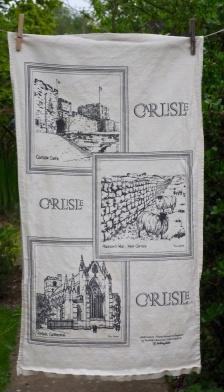 Carlisle: 2014. To read the story www.myteatowels.wordpress.com/2019/04/27/car