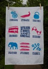 The Falkirk Wheel: 2016. To read the story www.myteatowels.wordpress.com/2016/11/15/the-falkirk-wheel/2016