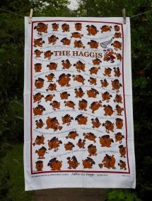 Address to the Haggis: 2017. To read the story www.myteatowels.wordpress.com/2017/02/12/add