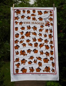 Address to the Haggis: 2017. To read the story www.myteatowels.wordpress.com/2017/02/12/add