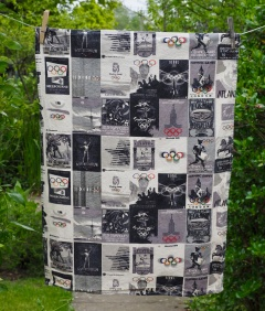 Olympic Museum: 2012. To read the story www.myteatowels.wordpress.com/2017/01/14/the-olympics-museum-2012/