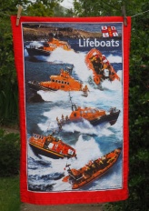 RNLI: 2006. To read the story www.myteatowels.wordpress.com/2015/07/13/rnl