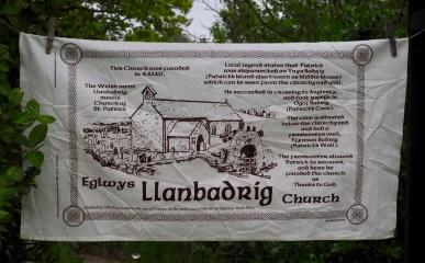 Llanbadrig: 2016. To read the story www.myteatowels.wordpress.com/2017/06/17/lla