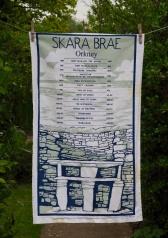 Skara Brae: 2014 (going back to 1972). To read the story www.myteatowels.wordpress.com/2017/01/11/ska