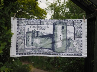 Caerlaverock Castle: 2010. To read the story www.myteatowels.wordpress.com/2019/09/13/cae