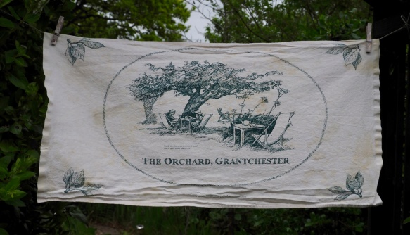 The Orchard, Grantchester: 2002. To read the story www.myteatowels.wordpress.com/2015/08/26/the