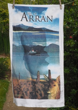 Arran: 2010. To read the story www.myteatowels.wordpress.com/2018/11/02/arr