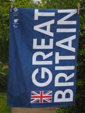 London Paralympics: 2012. To read the story www.myteatowels.wordpress.com/2017/03/24/Lon