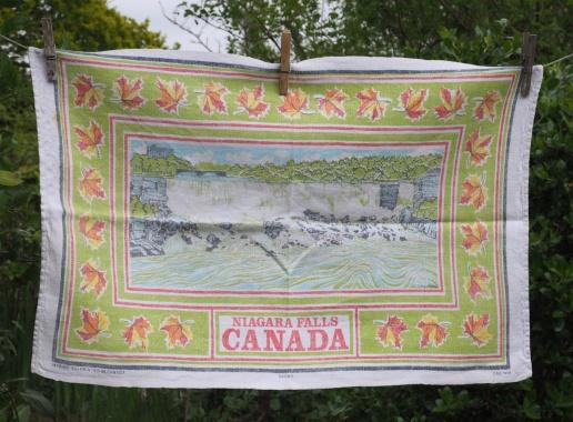 Niagara Falls: 1988. To read the story www.myteatowels.wordpress.com/2015/07/11/nia