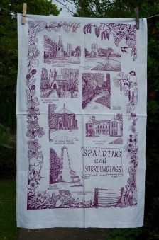Spalding and Surroundings: 1987. To read the story www.myteatowels.wordpress.com/2019/02/13/spa