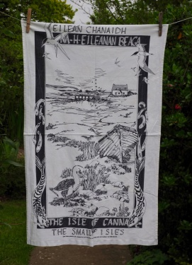 Canna: 2005. To read the story www.myteatowels.wordpress.com/2015/06/14/isle-of-canna-2005/