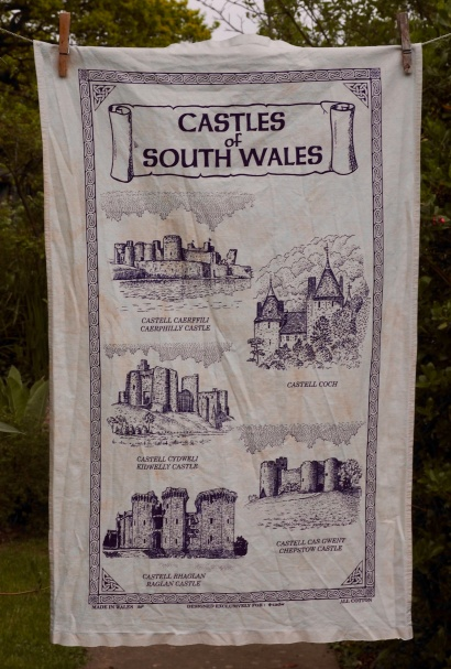 Castles of South Wales: 2012. Not blogged about yet