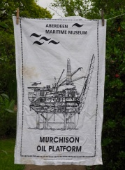 Aberdeen Maritime Museum: 2015. To read the story www.myteatowels.wordpress.com/2017/05/01/abe