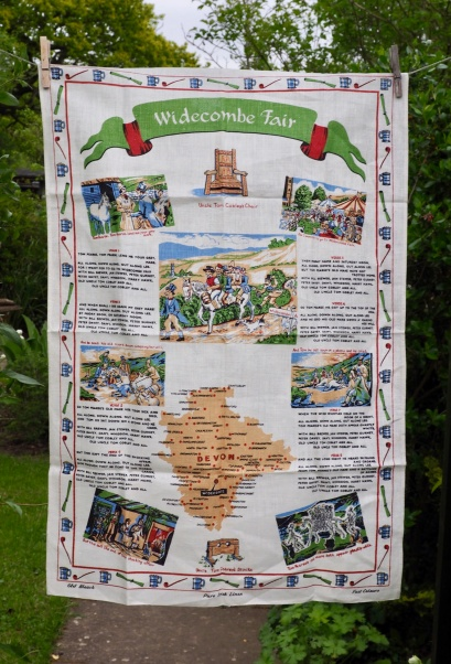 Widecombe Fair: Acquired 2016. To be part of a Special Collection