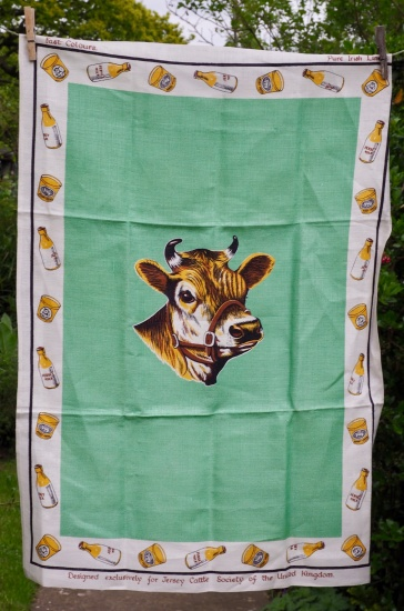 Jersey Cow Society: Acquired 2016. To be part of a Special Collection