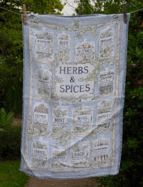 Herbs and Spices: Acquired 2015. To be part of a Special Collection