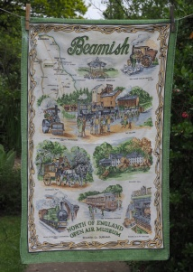 "Beamish: ""We spent a weekend near Beamish. It rained all day but we had a good time in the Open Air Museum"""