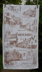 Hitchin: Jean had been visiting Hitchin at least once a year since 1972. It was where her brother and nieces lived.