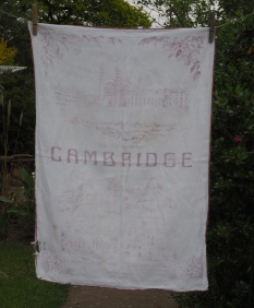 Cambridge: Acquired 2015. To be part of a Special Collection