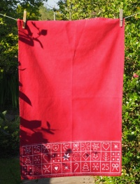 Countdown to Christmas: 2008. To read the story www.myteatowels.wordpress.com/2016/12/23/cou