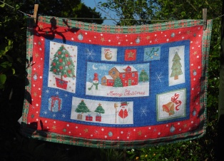 Christmas by Ulster Weavers: 1988. To read the story www.myteatowels.wordpress.com/2016/12/14/chr
