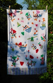 M&S Christmas Special: 2010. To read the story www.myteatowels.wordpress.com/2016/12/09/M&S