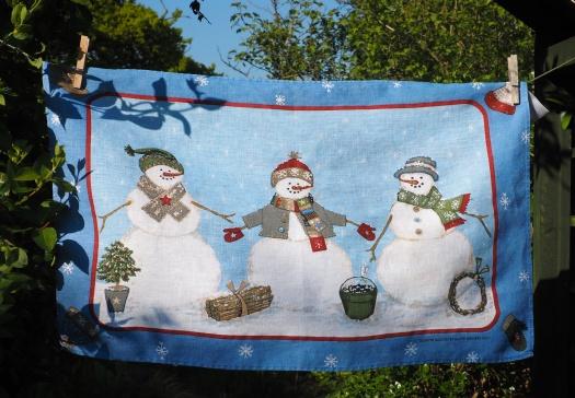Snow Buddies: 1996. To read the story www.myteatowels.wordpress.com/2016/12/16/sno