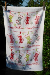 Happy Christmas: 2005. To read the story www.myteatowels.wordpress.com/2016/12/19/hap