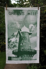 Green's Mill: 2017. To read the story www.myteatowels.wordpress.com/2019/04/20/gre