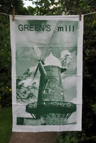 Green's Mill: 2017. To read the story www.myteatowels.wordpress.com/2019/04/20/gre