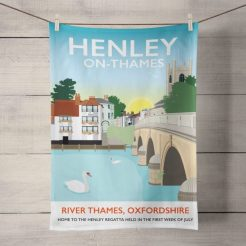 Henley-on-Thames: On 'loan' from Tabitha Mary. Read In Conversation With...
