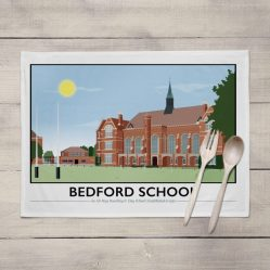 Bedford School: On 'loan' from Tabitha Mary. Read In Conversation With...