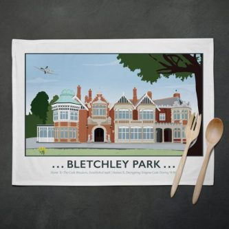 Bletchley Park: On 'loan' from Tabitha Mary. Read In Conversation With...