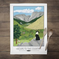 Escape to the Country: On 'loan' from Tabitha Mary. read In Conversation With