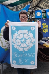 Yorkshire Rose: 0n 'loan' from Yorkshire Stuff