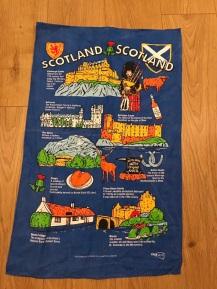 Scotland. On 'loan' from Simon Butler