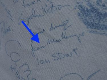 Jean's signature