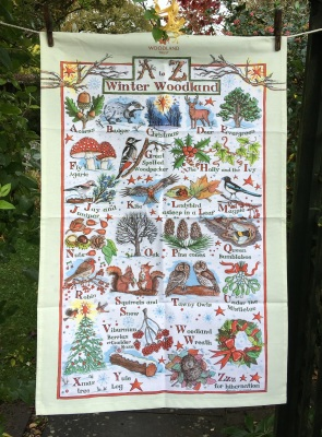 A-Z of Winter Woodland: 2017. Not yet blogged about