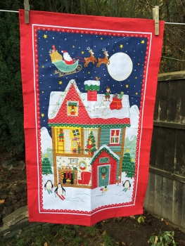 Ready For Christmas?: 2018. To read the story www.myteatowels.wordpress.com/2018/12/15/rea