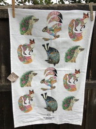 Patchwork Animals: 2018. Not yet blogged about